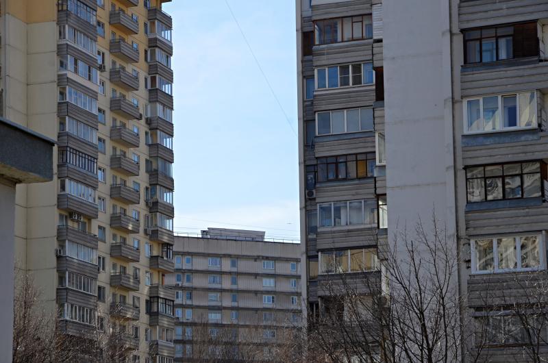 Безопасность 177 жилых домов в Чертанове Центральном проверят специалисты. Фото: Анна Быкова