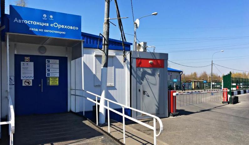 Горожане смогут добраться до Ростова-на-Дону с автостанции «Орехово». Фото: Анна Быкова
