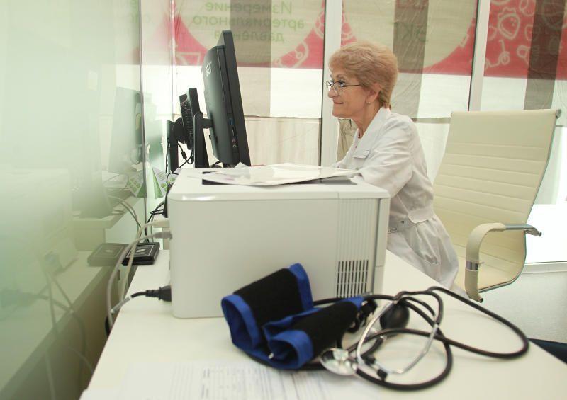 Более 500 москвичей бесплатно проверили легкие в центрах госуслуг