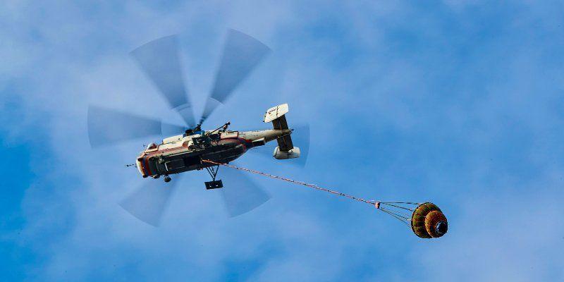 Гидравлические клешни и водосливные устройства. Как работают вертолеты Московского авиационного центра