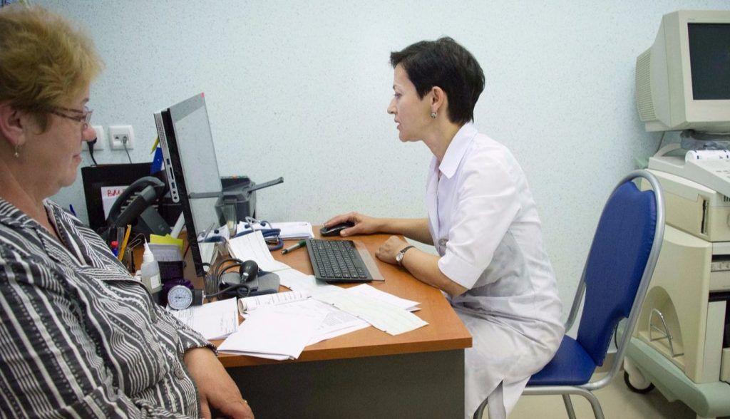 В поликлиники Москвы приняты на работу свыше 160 врачей различных специальностей. Фото: сайт мэра Москвы