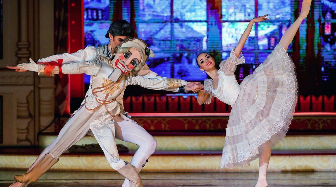 Между танцем и перформансом: необычную программу подготовили в «Северном Чертанове»