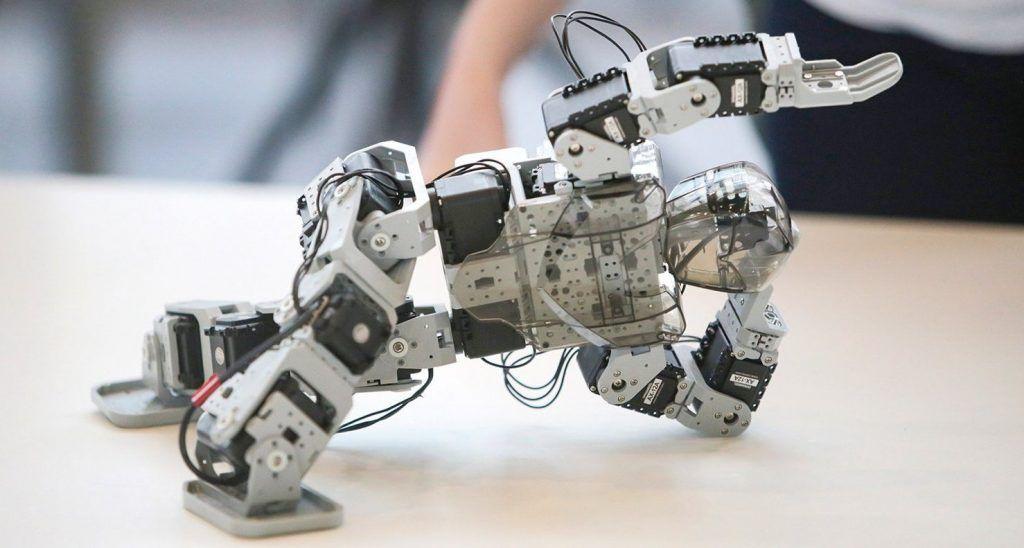 Воспитанник «Вертикали» занял второе место на международном соревновании по робототехнике. Фото: сайт мэра Москвы