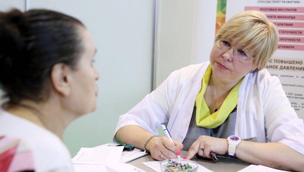В Москве усиливается кадровый потенциал первичного звена медицины. Фото: сайт мэра Москвы