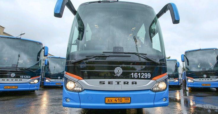 Дополнительные рейсы организуют с автостанции «Орехово» в декабре