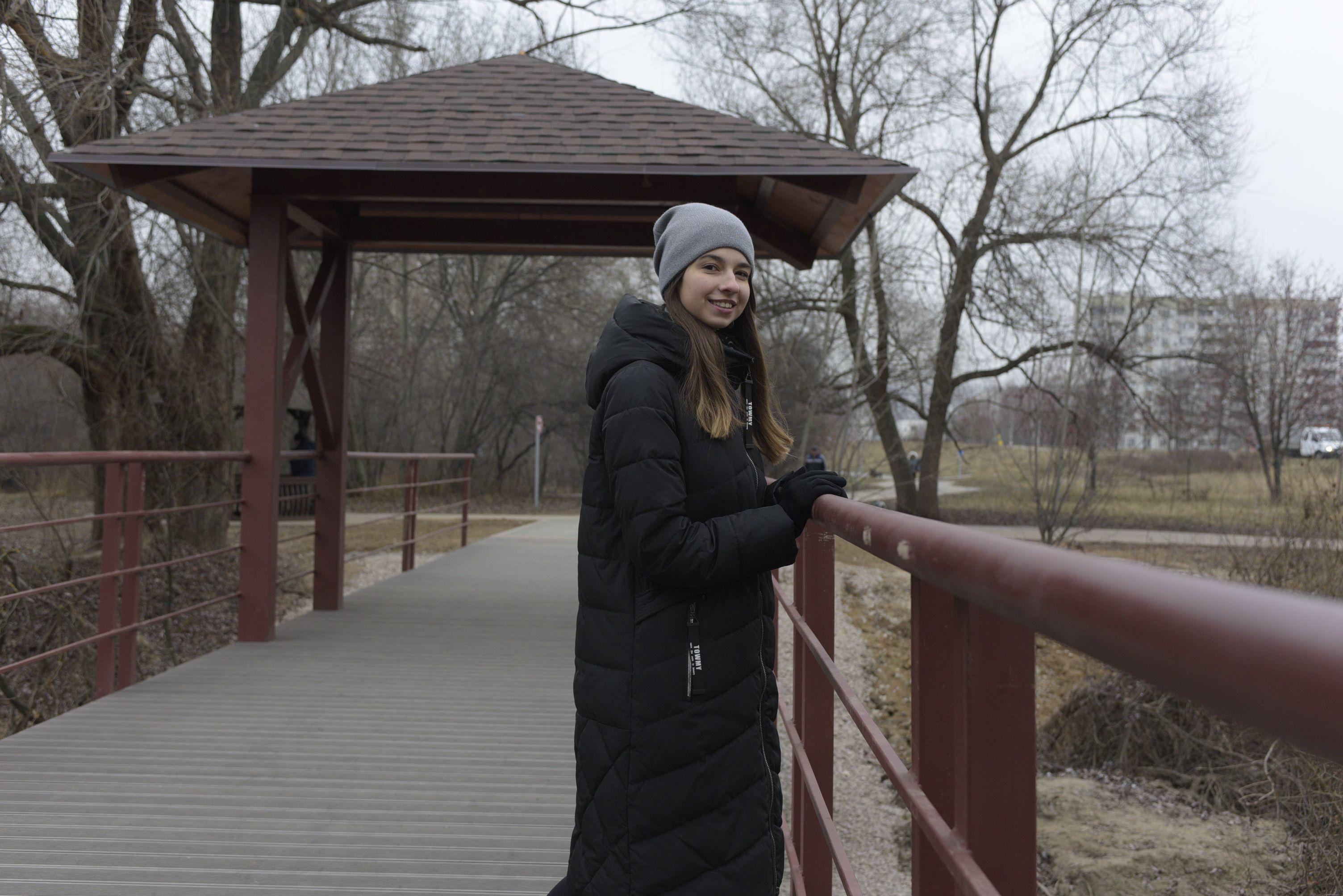 Мост через Городню открыли