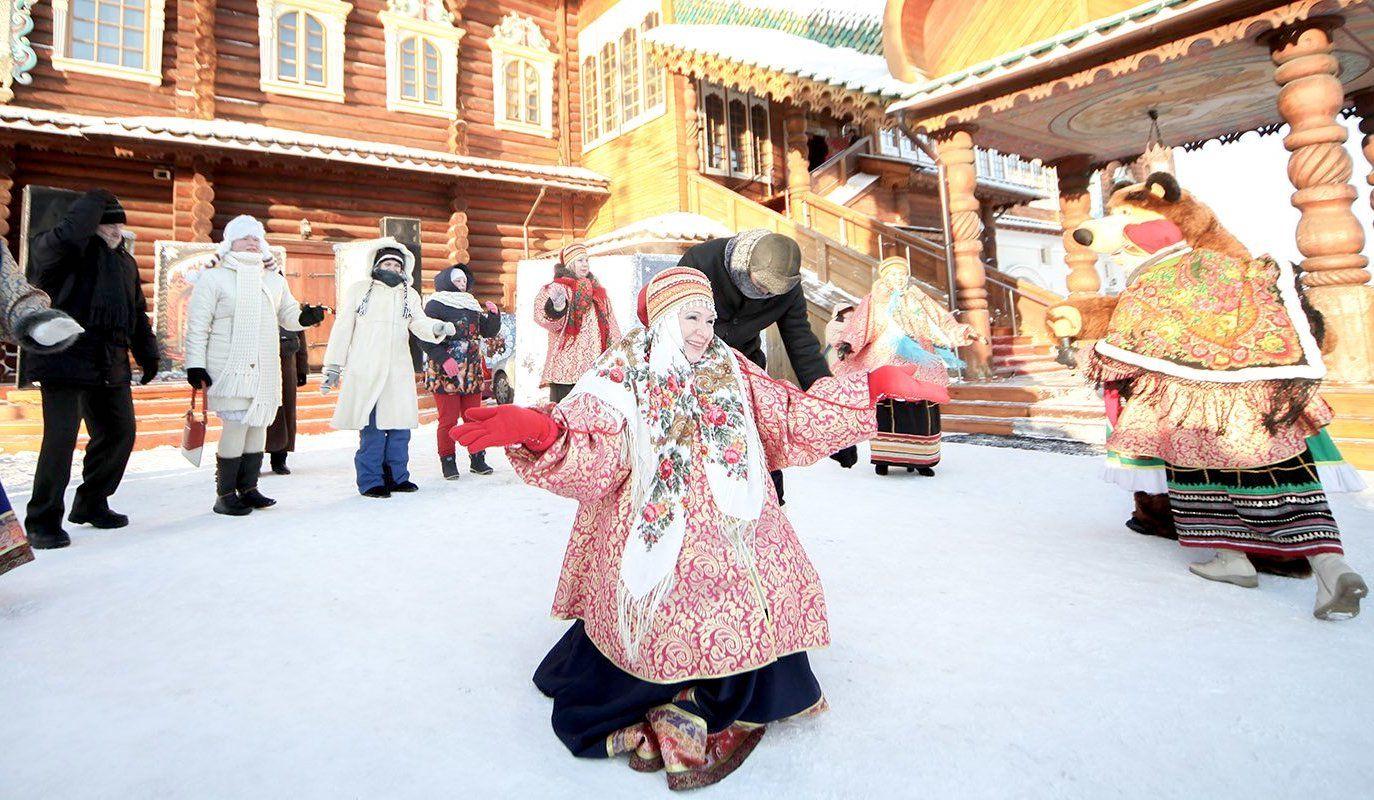 Щедровки и калядки: что ждет гостей «Коломенского» на январских праздниках