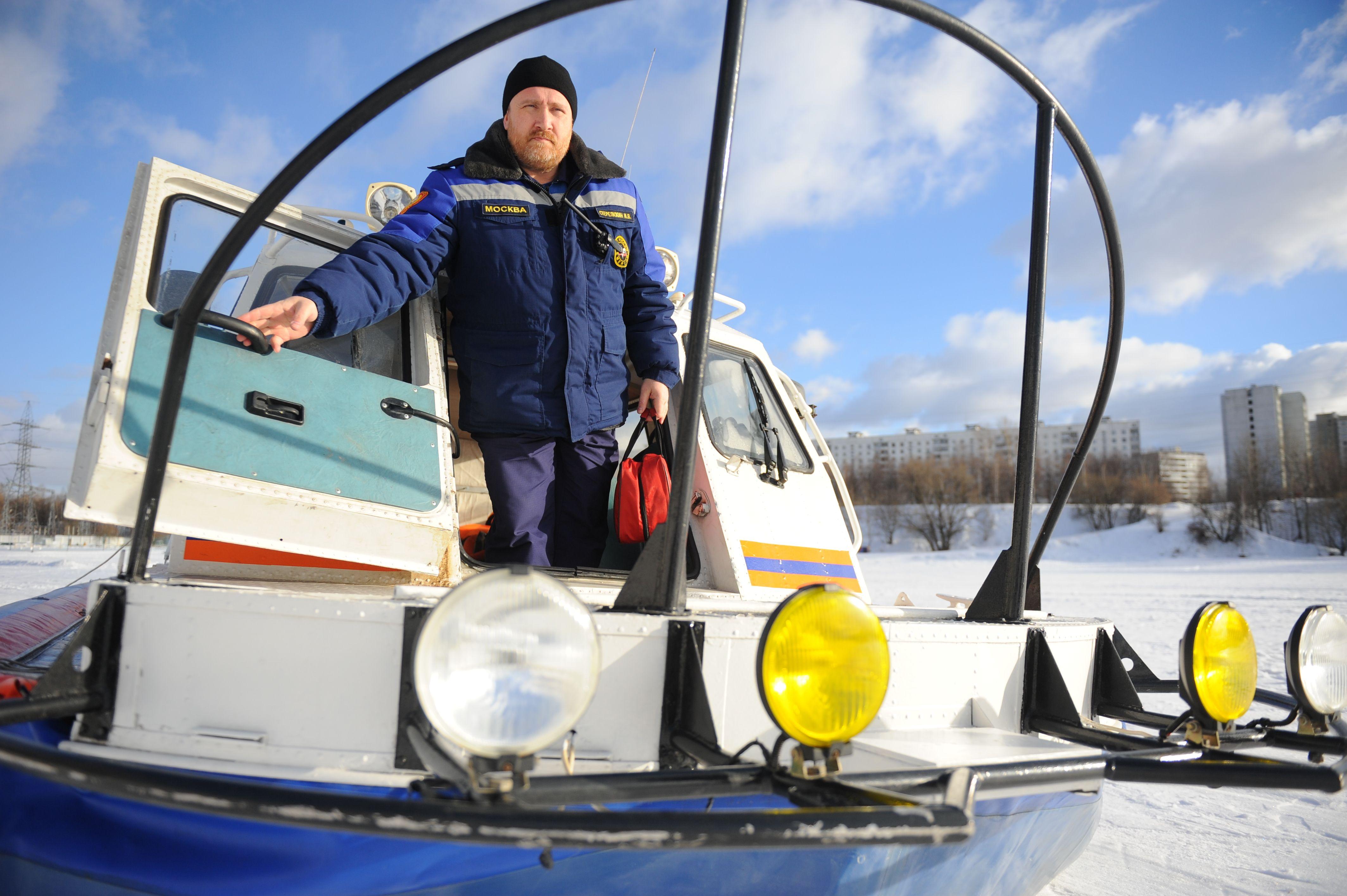 Инновационную акустическую систему начали применять на водоемах Москвы