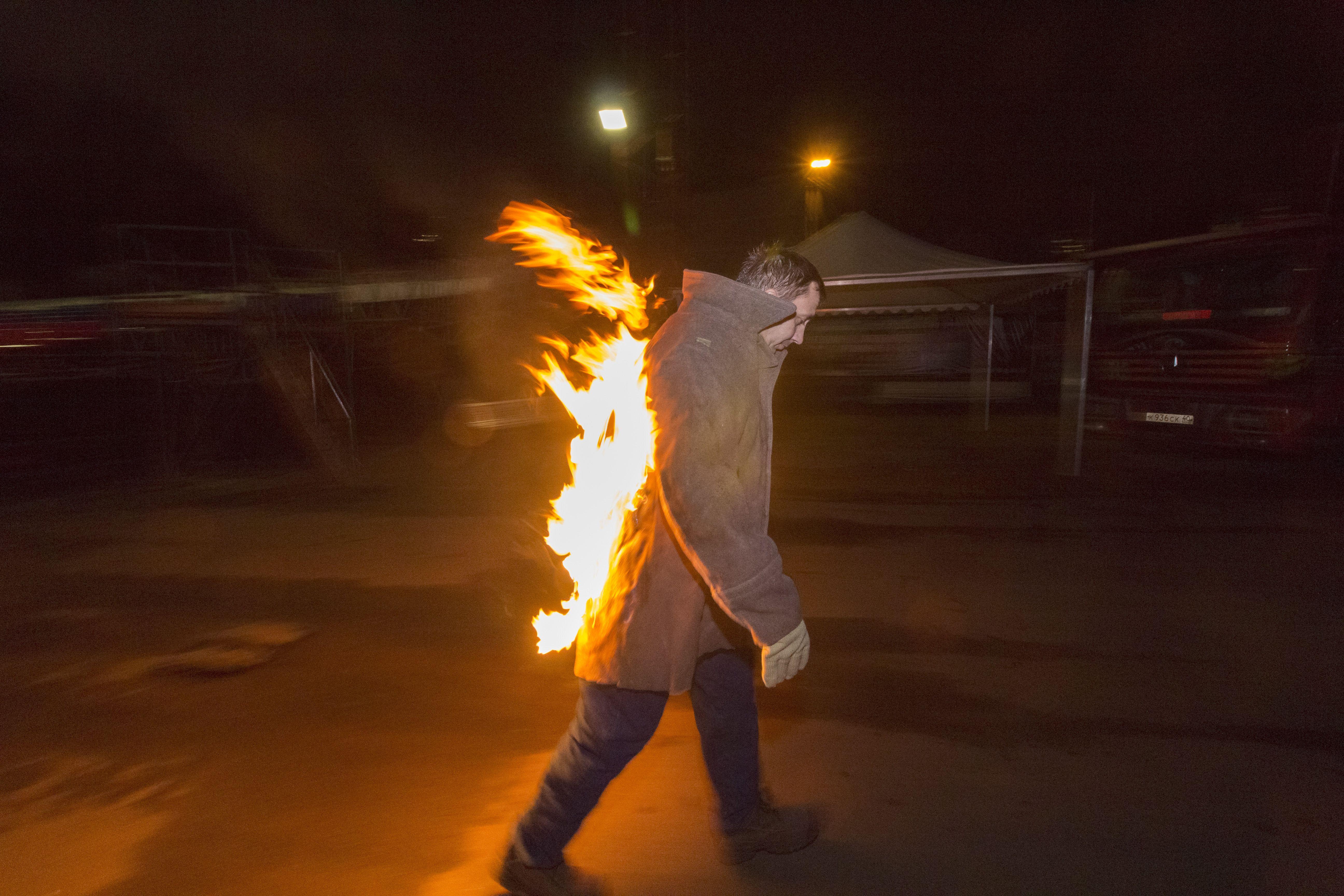 Москвичей призвали отказаться от опасной пиротехники