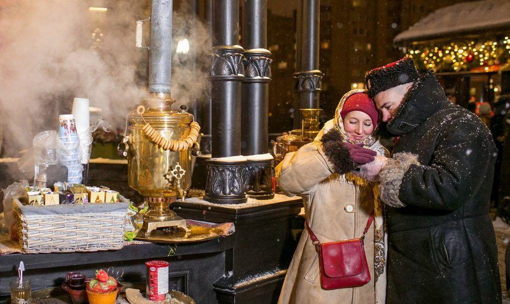 Лавандовая пудра и фарфор: что представят на площадке фестиваля «Путешествие в Рождество». Фото: сайт мэра Москвы