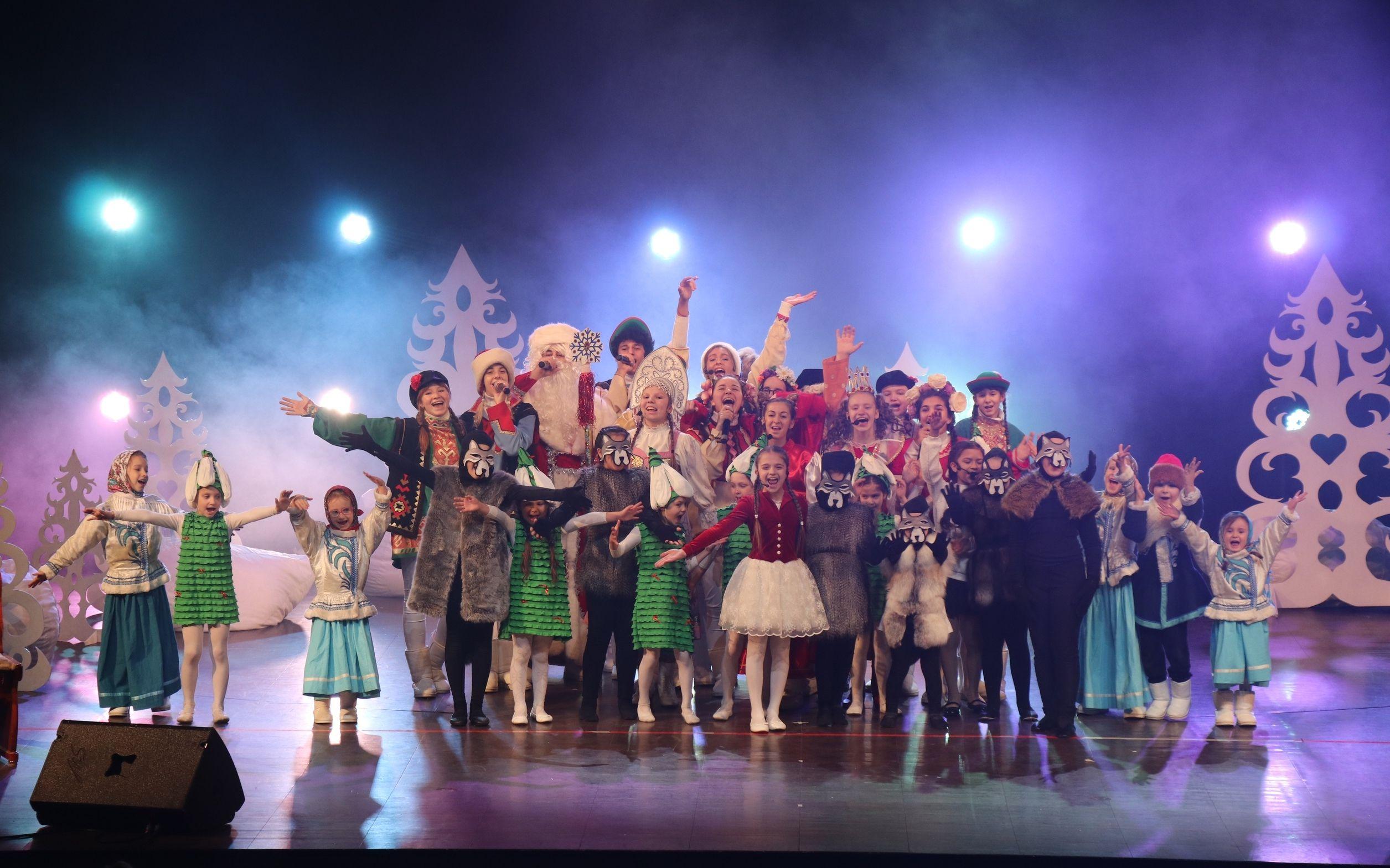 Новогодний мюзикл «12 месяцев» представят в «Москворечье»
