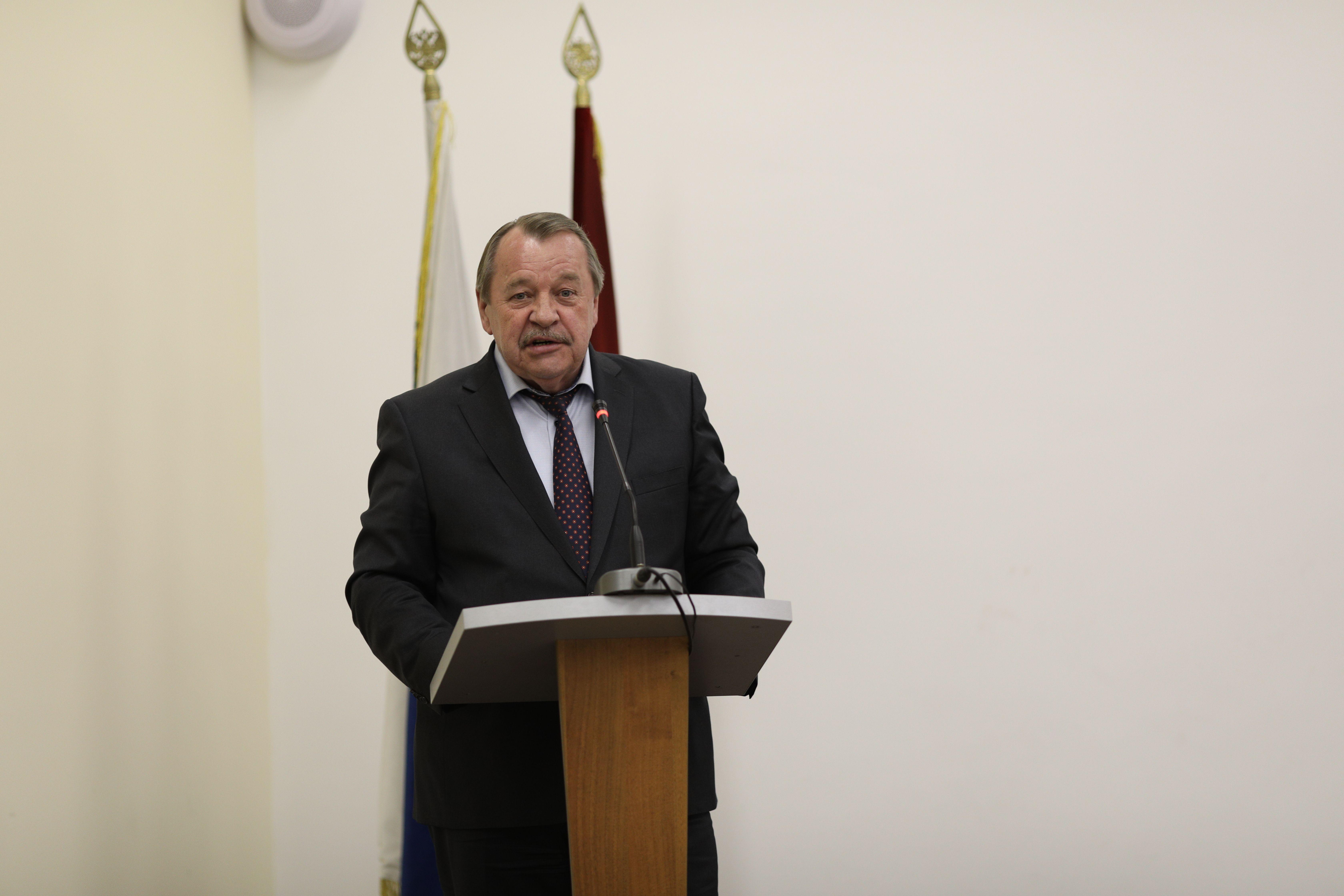 Префект Южного округа Алексей Челышев встретился с жителями