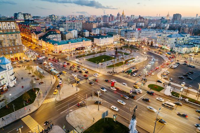 От Арбата до Ходынки: как благоустраивали Москву последние девять лет