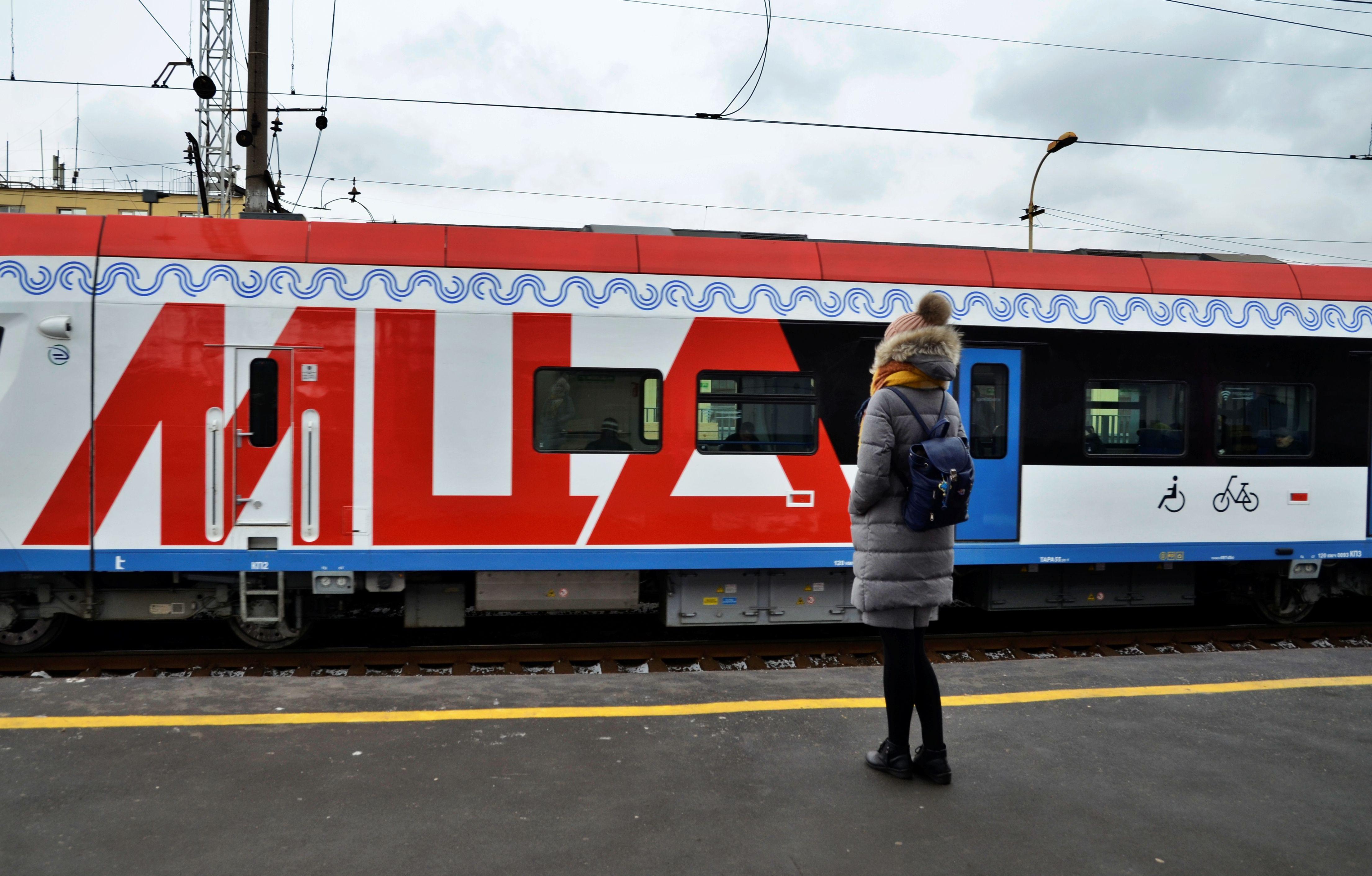 Специалисты наладили работу билетной системы на Московских центральных диаметрах