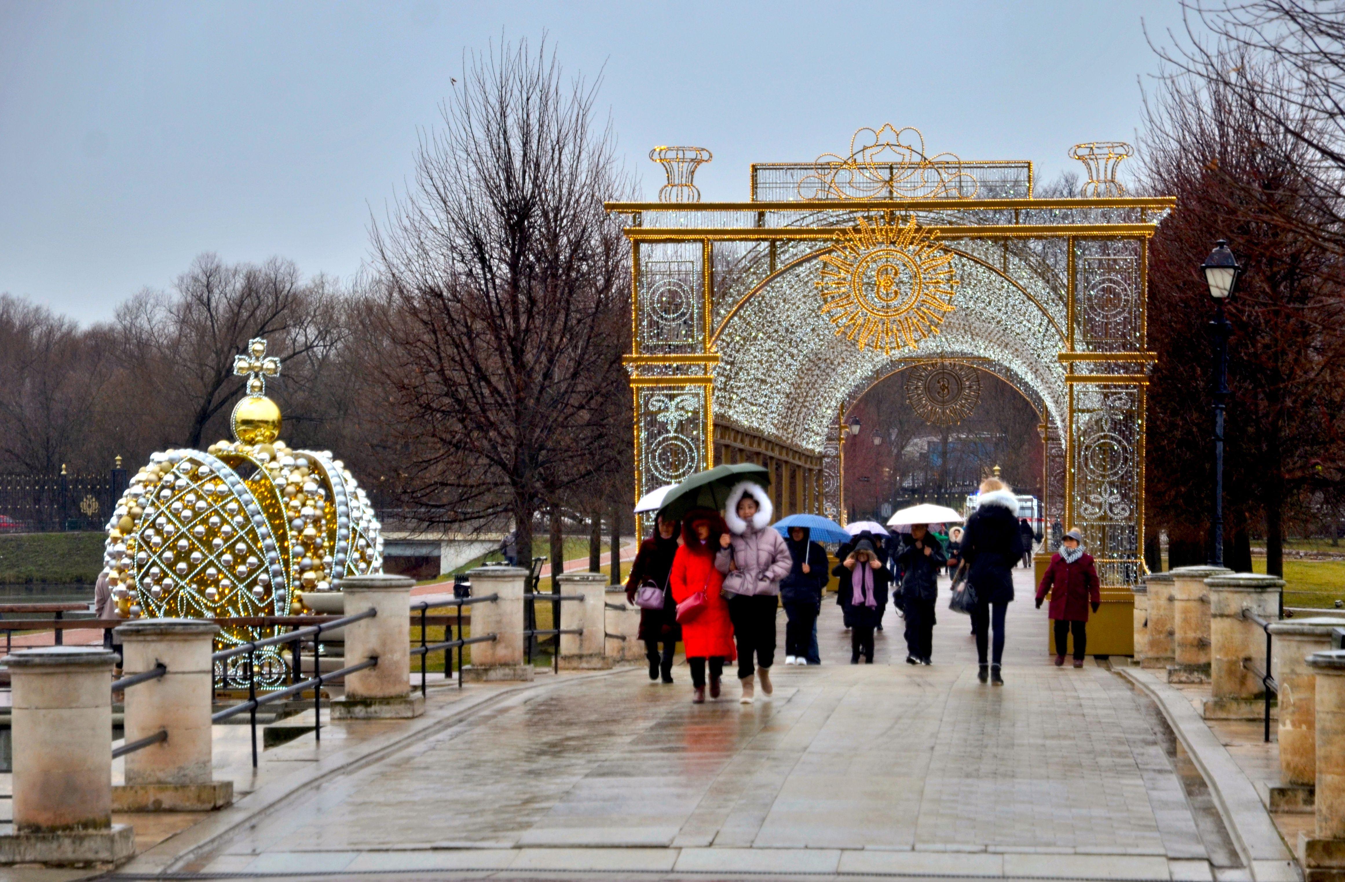 Более 6,5 миллиона человек посетили «Царицыно» в 2019 году