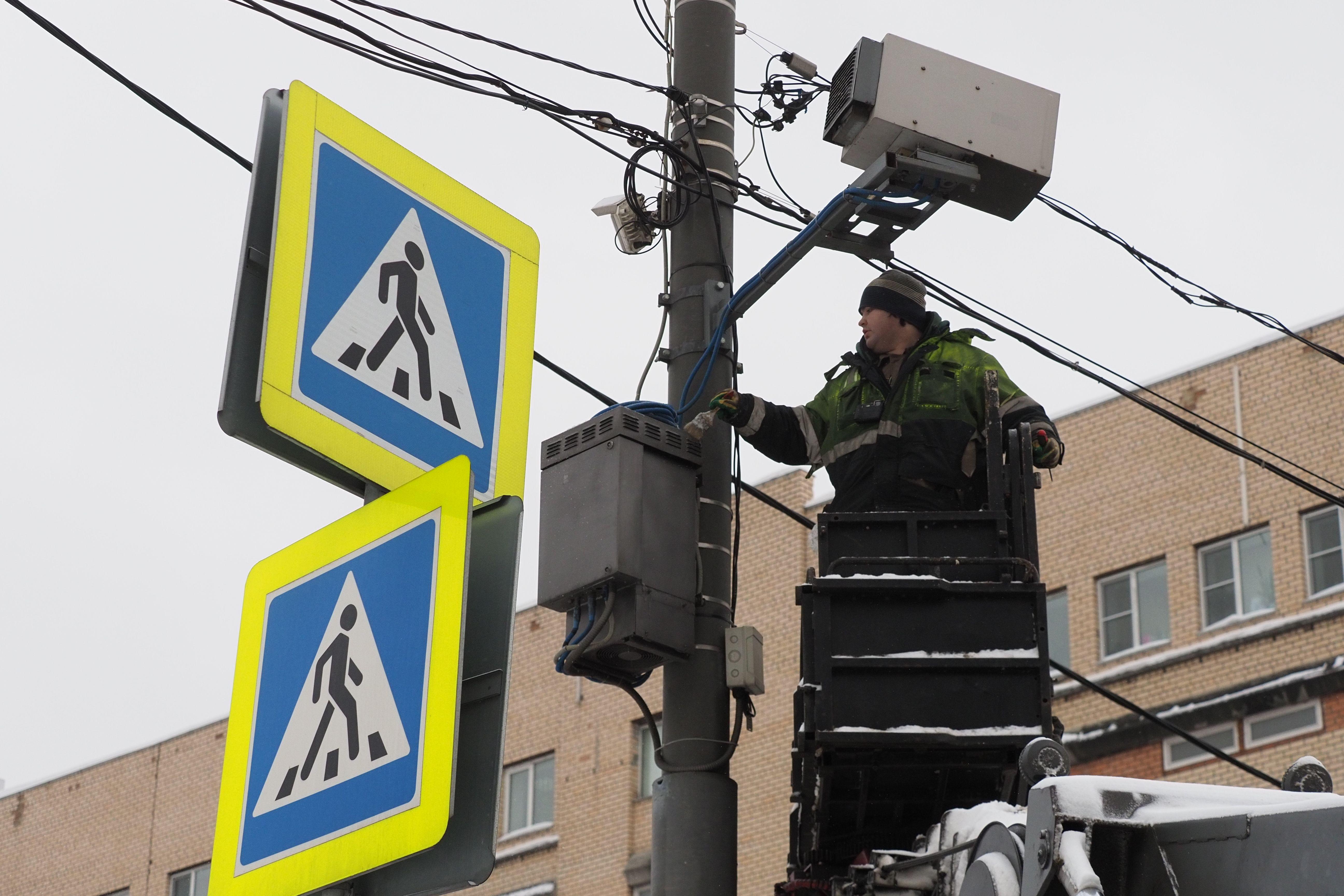 Новые камеры фиксации нарушений появились на дорогах юга