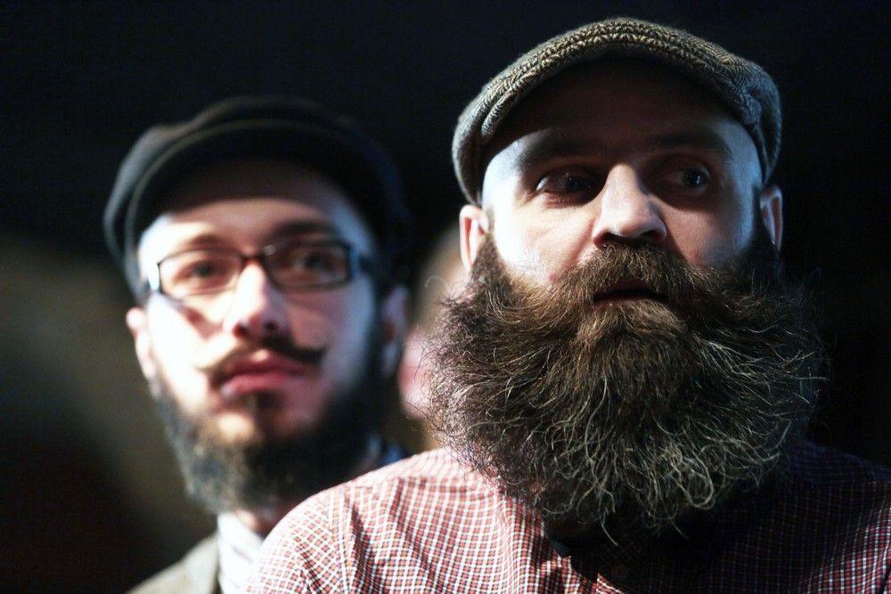 Московским бородачампосоветовали сходить в барбершоп из-за гриппа