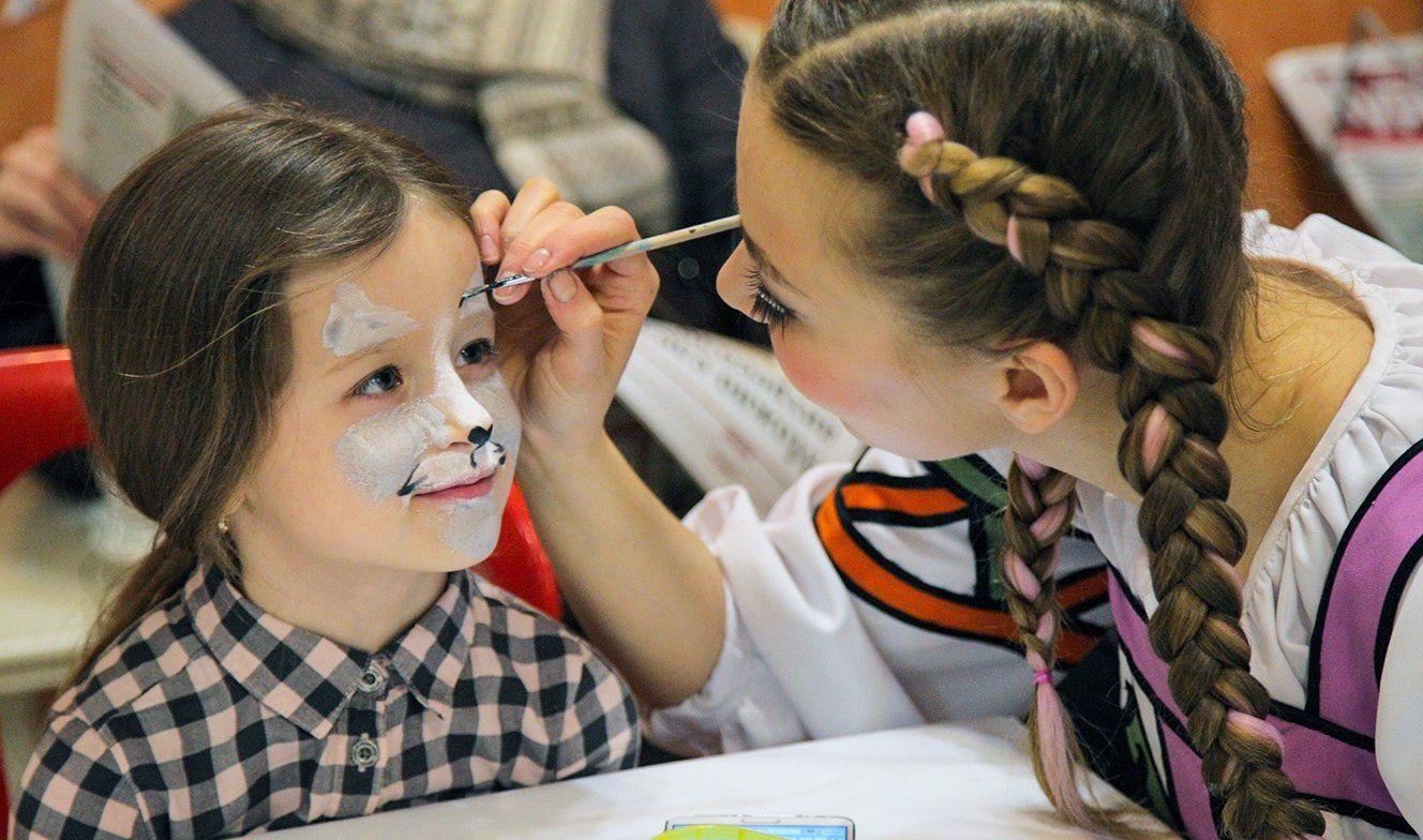 Аквагрим и актерское мастерство: какие мероприятия подготовили для гостей Культурного центра «Загорье»