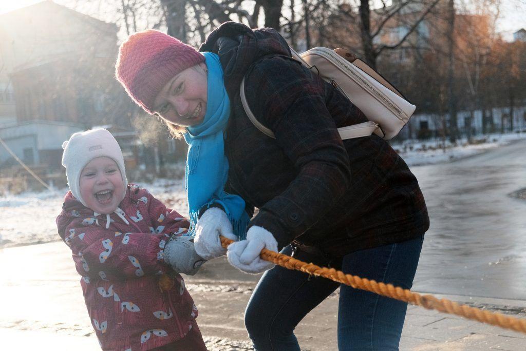 Спортивный праздник проведут в Чертанове Северном. Фото: Максим Аносов, «Вечерняя Москва»