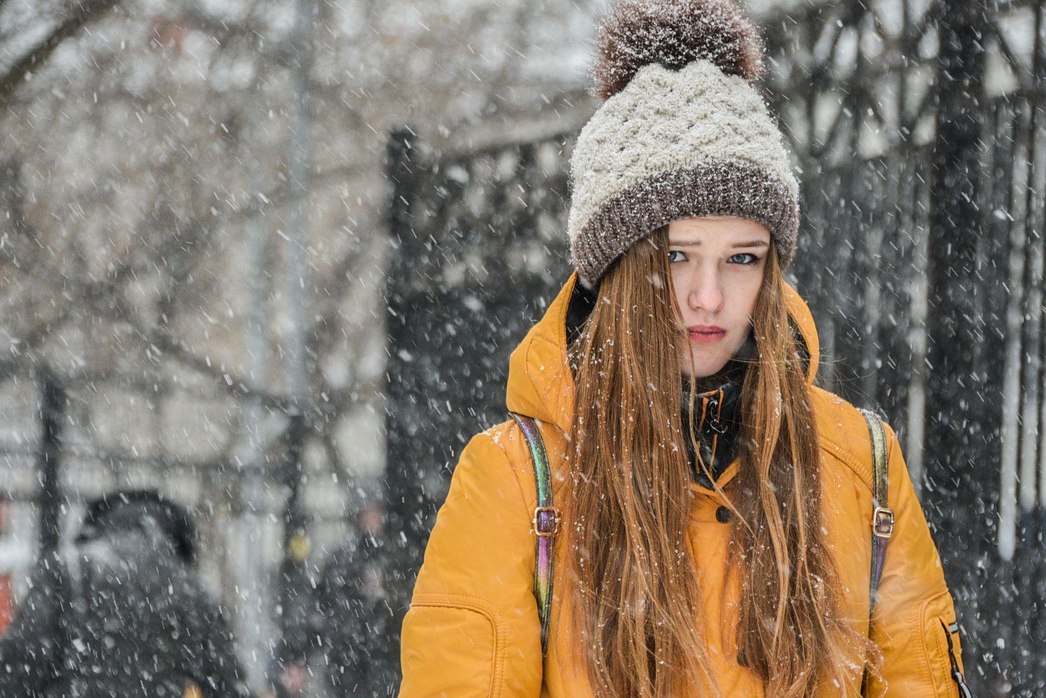 Синоптики Москвы объявили «желтый» уровень опасности до 6 декабря