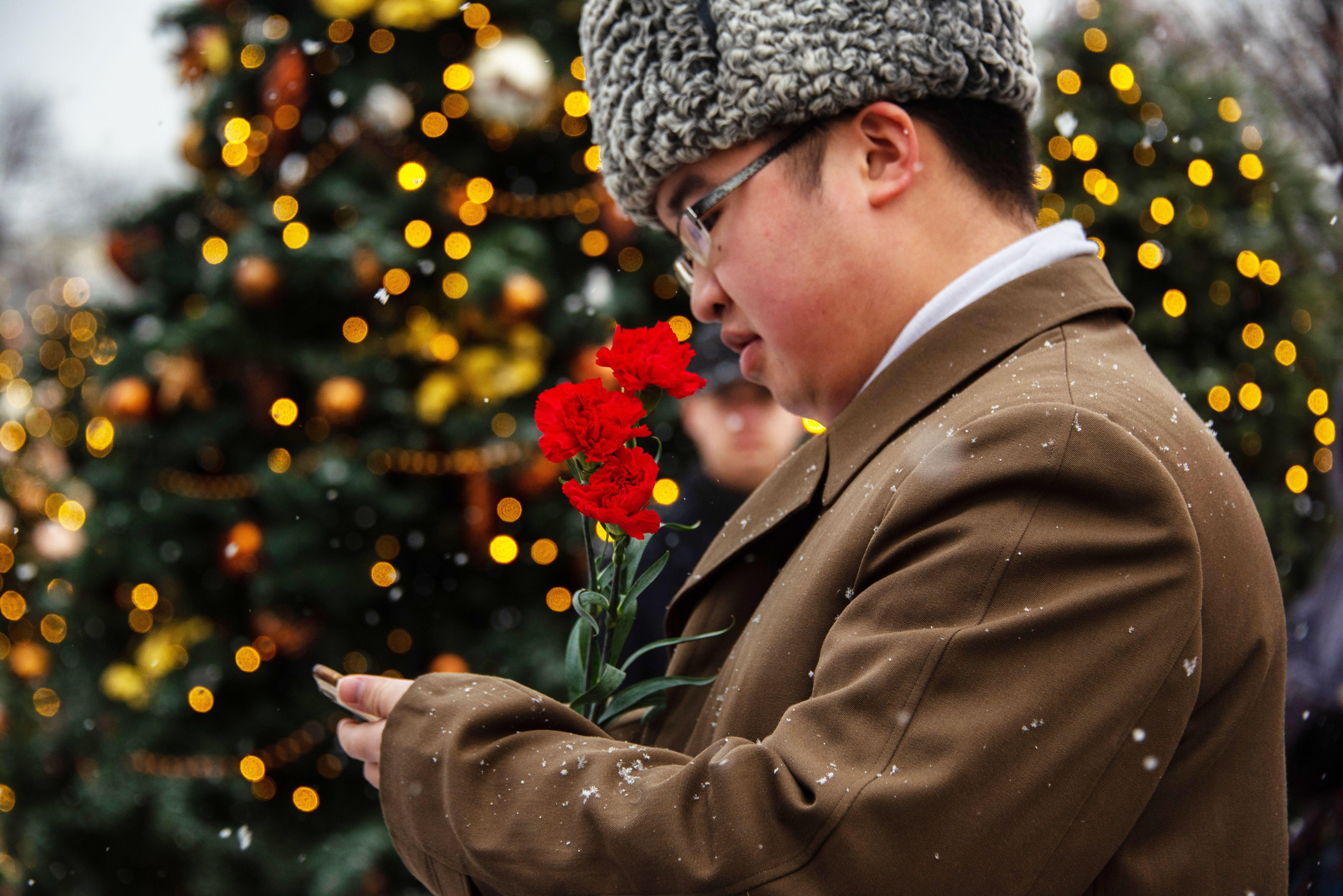 Москва заговорила с туристами по-китайски