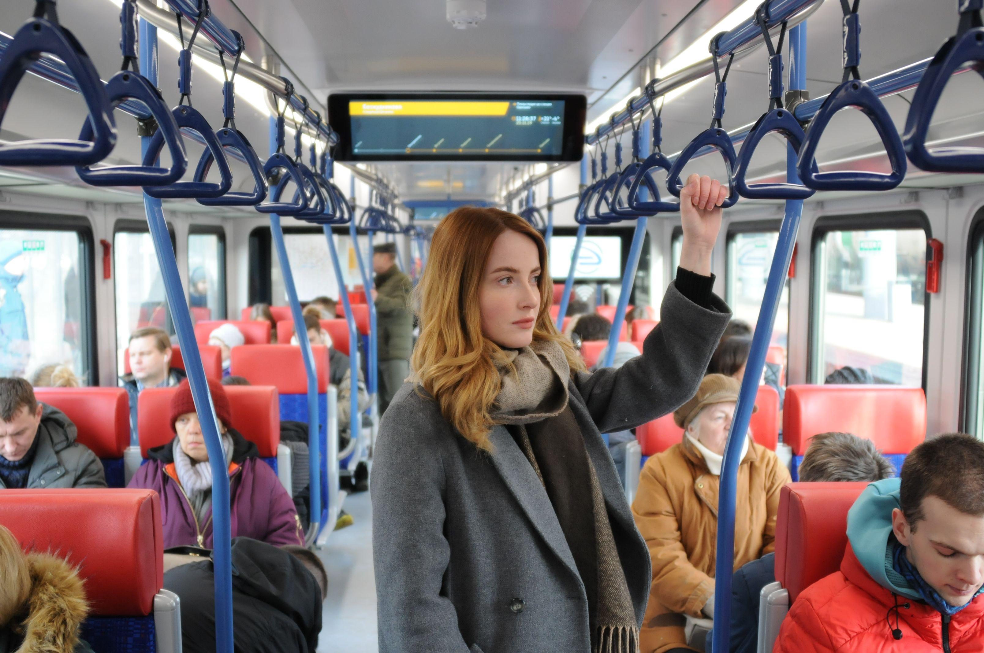 Новый вид транспорта пришелся по душе горожанам. Фото: Светлана Колоскова