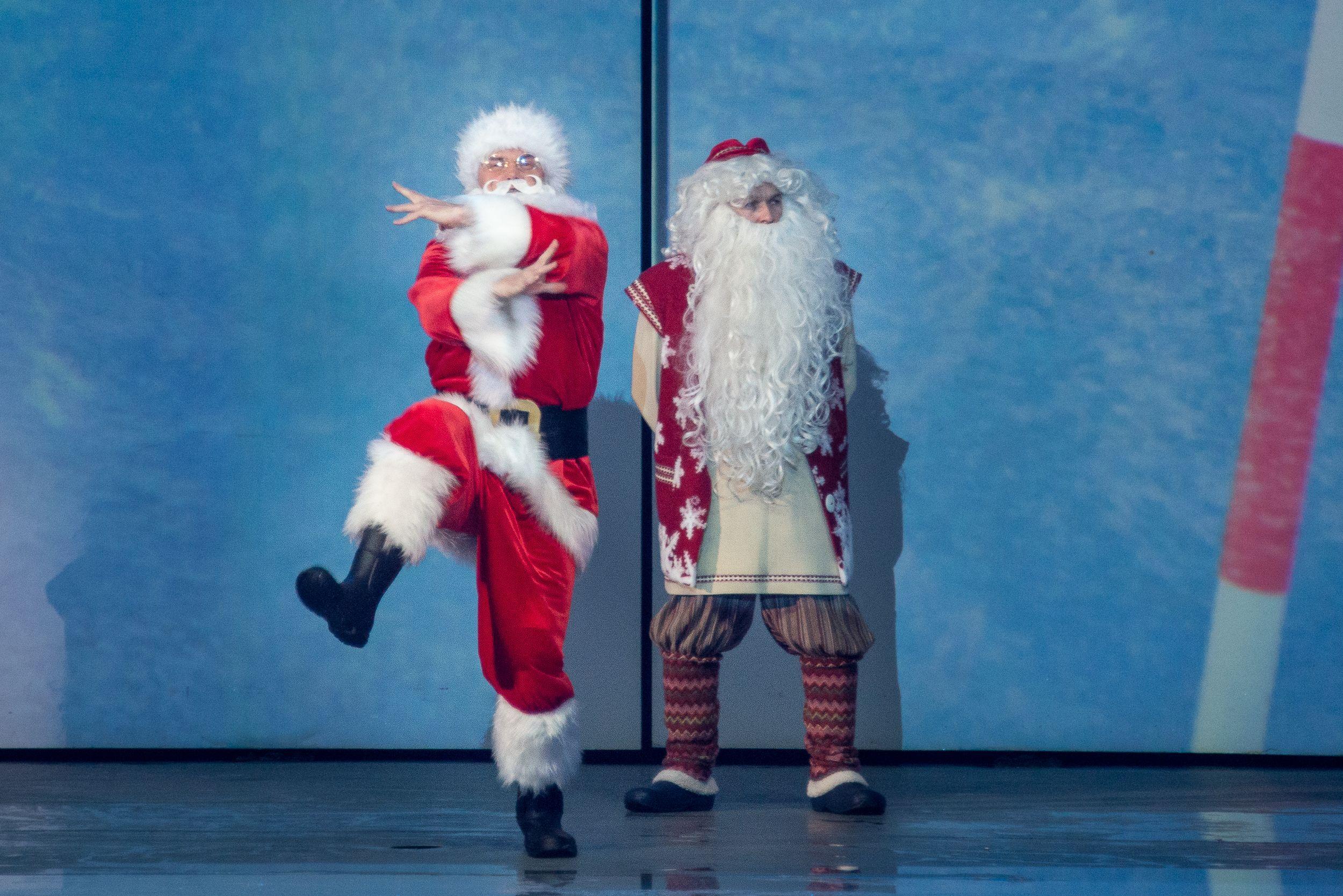 Игрушки против Деда Мороза: юных жителей юга пригласили на «БиблиоЕлки»