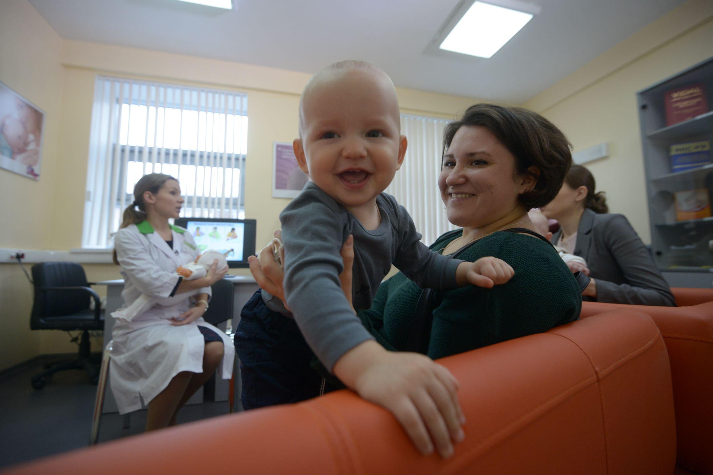 Детскую поликлинику в Нагорном районе закроют на ремонт