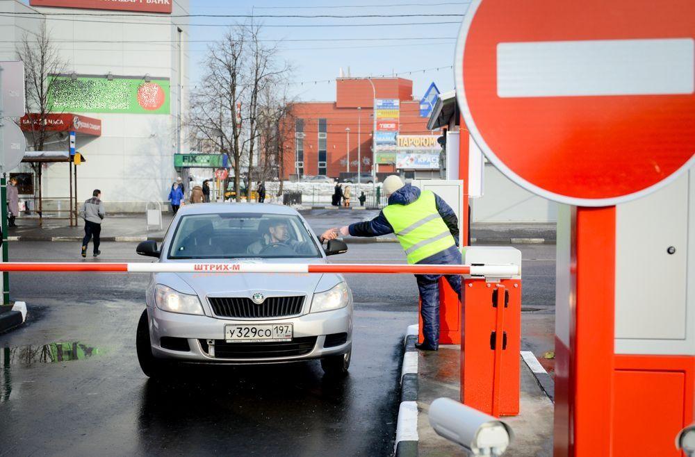 Пассажиры МЦД могут воспользоваться перехватывающими парковками. Фото: Наталья Феоктистова