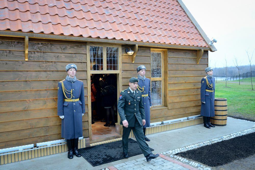 Голландский домик Петра I в «Коломенском» закрыли до весны. Фото: архив, «Вечерняя Москва»