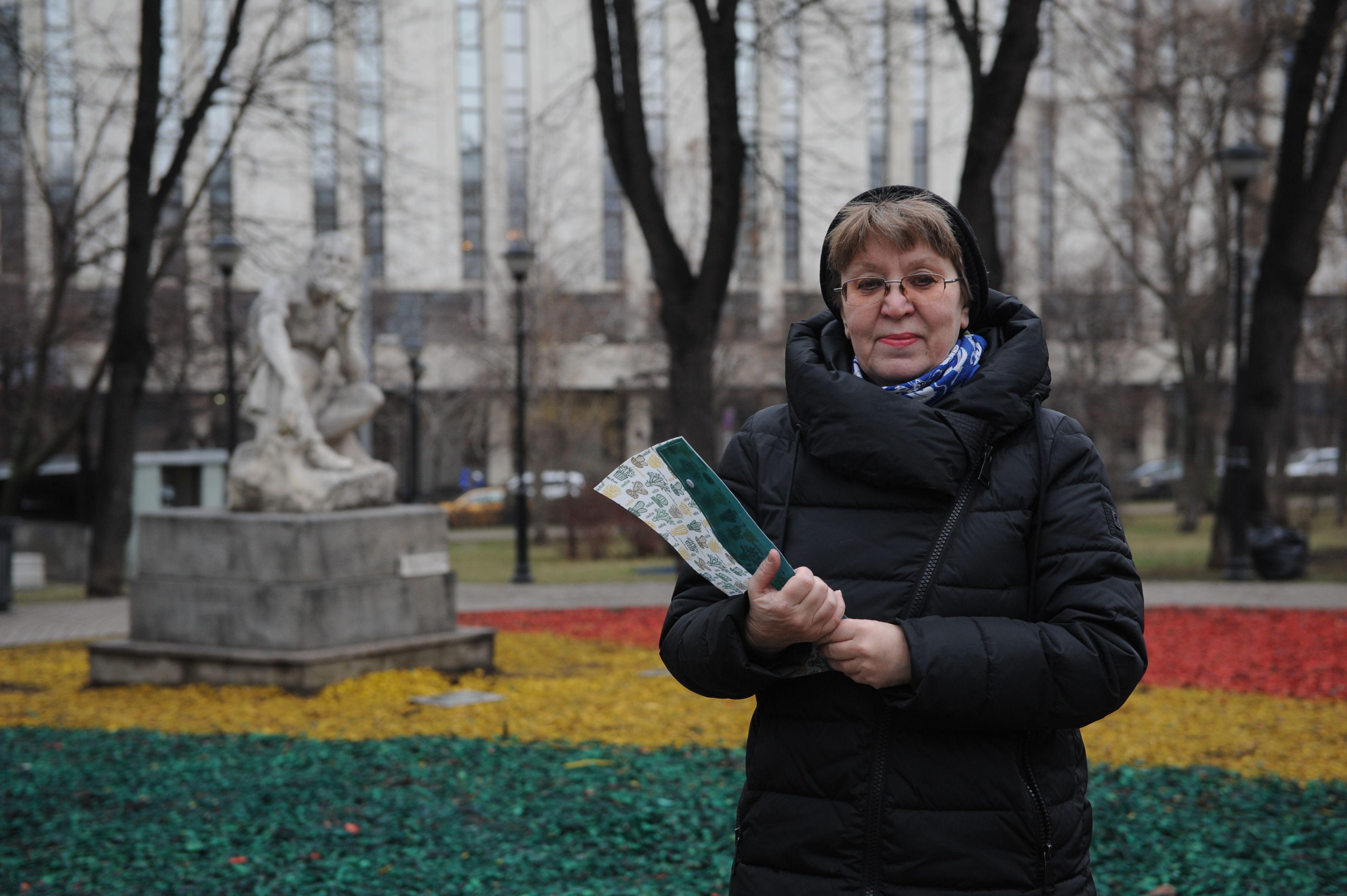 Татьяна Моргунова: «Не только экскурсовод учит людей, но и наоборот»