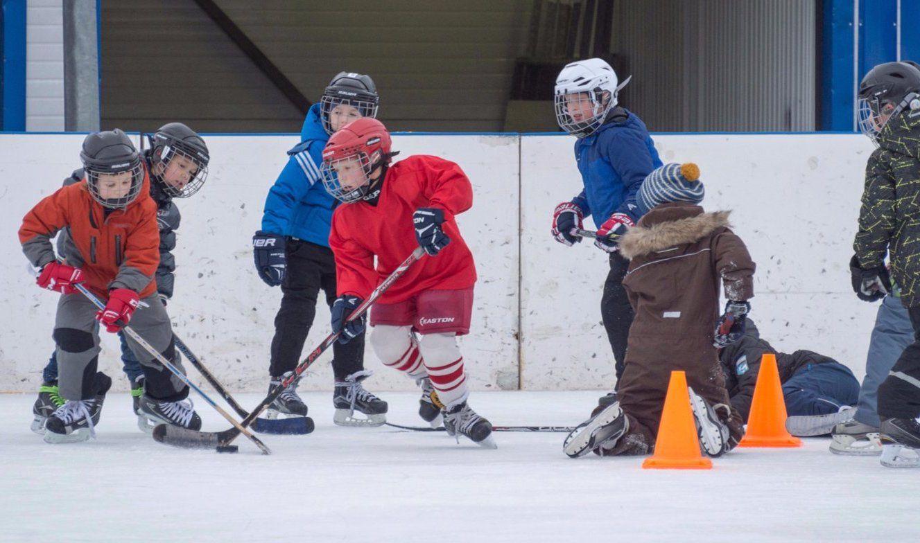 Турнир по хоккею «Золотая шайба» стартовал на юге столицы
