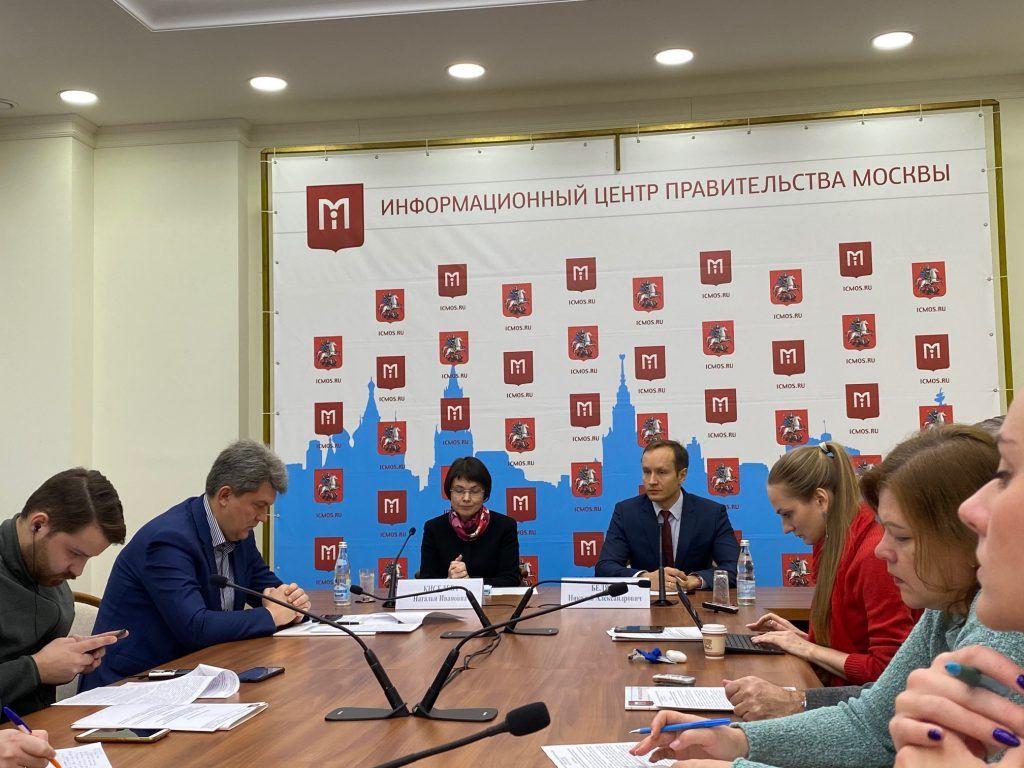 Итоги работ на объектах капитального строительства за 2019 год подвели в Москве