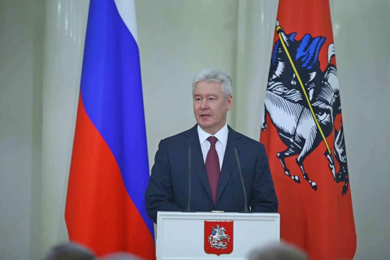 Собянин ответил на сложные вопросы депутатов Мосгордумы