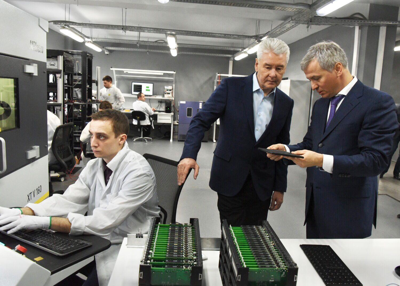 Сергей Собянин подвел итоги работы московских технопарков