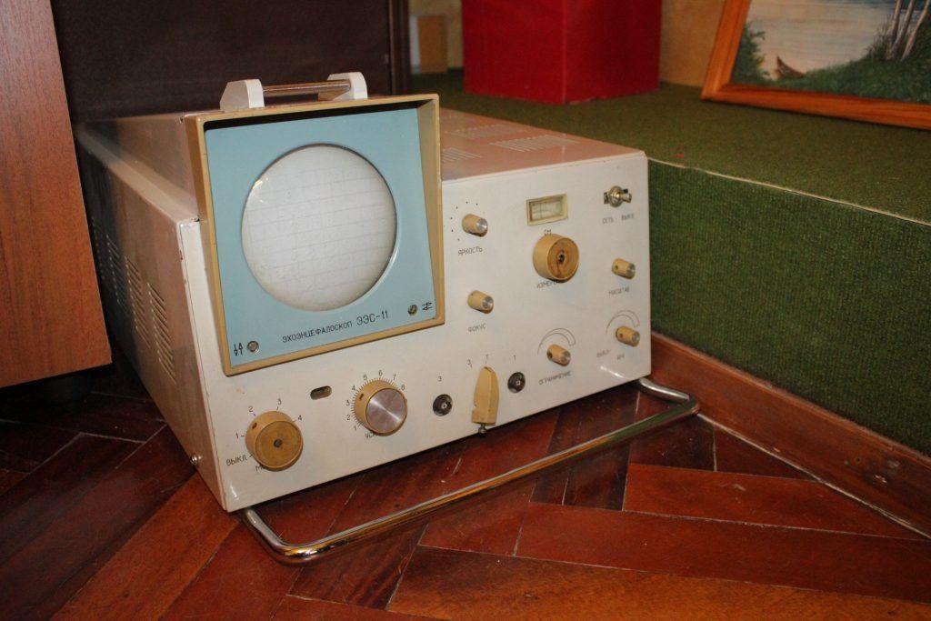 Предшественник современных электроэнцефалографов. Фото: Мария Канина