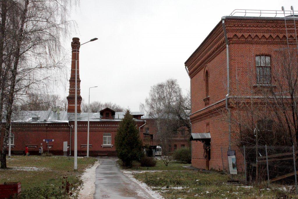 Архитектура корпусов больницы имени Николая Алексеева. Фото: Мария Канина