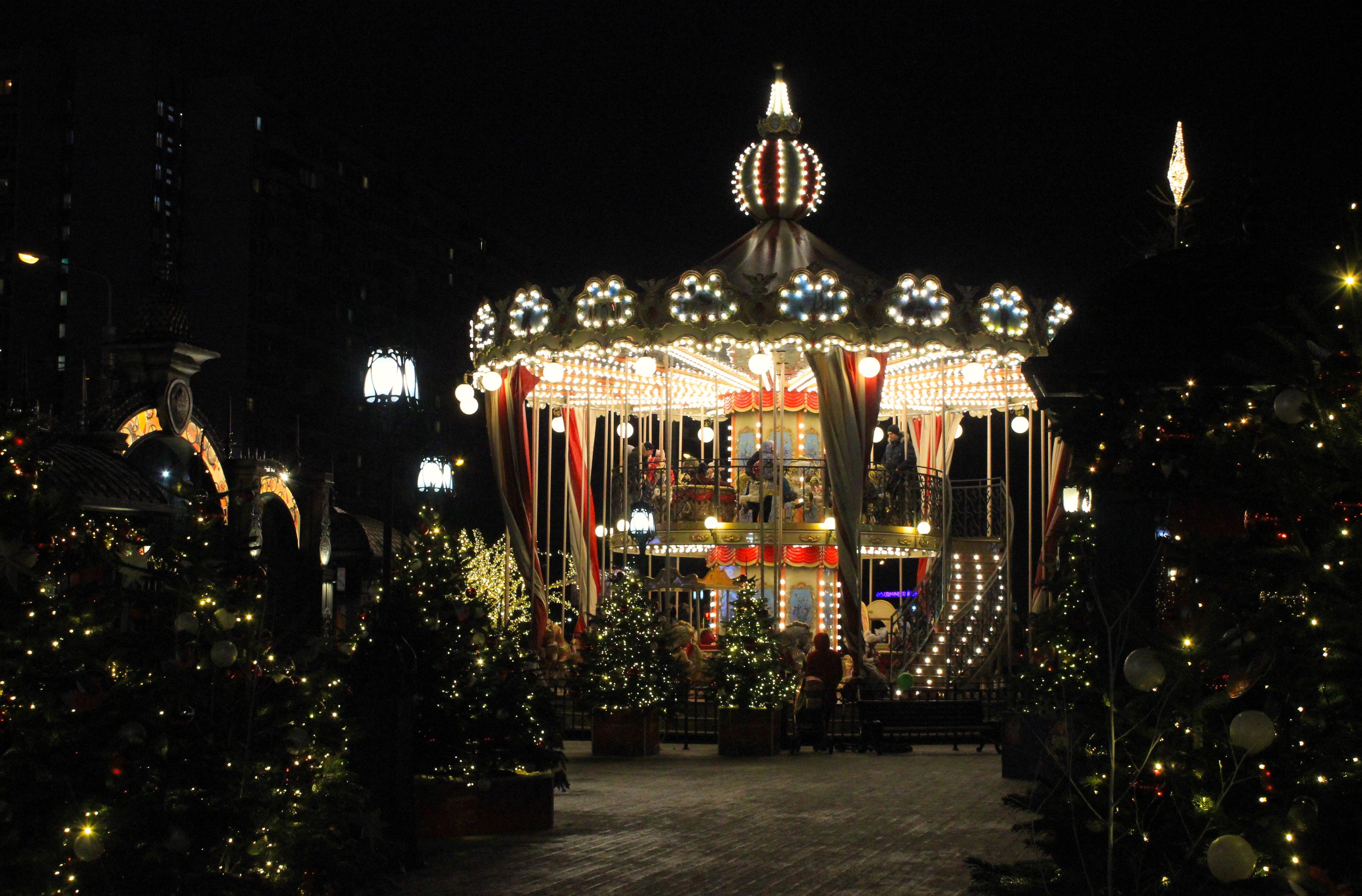 Новогоднее волшебство, или путешествие по странам в Зябликове