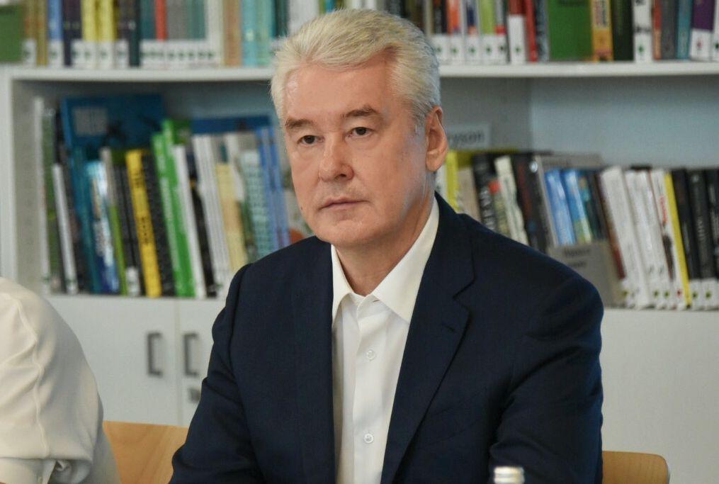 Сергей Собянин поздравил москвичей с Новым годом