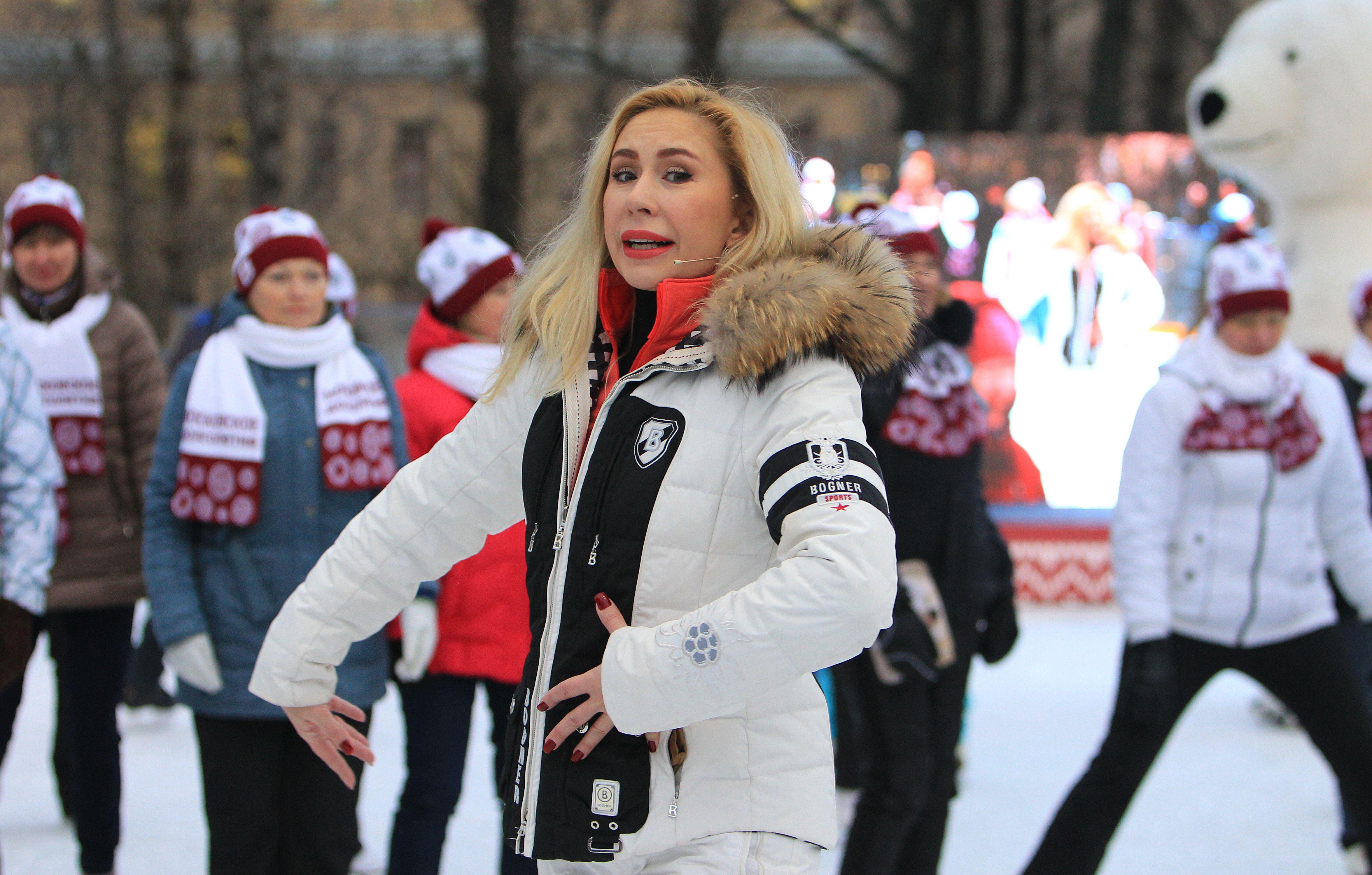 Школы фигурного катания открыли в 13 парках Москвы
