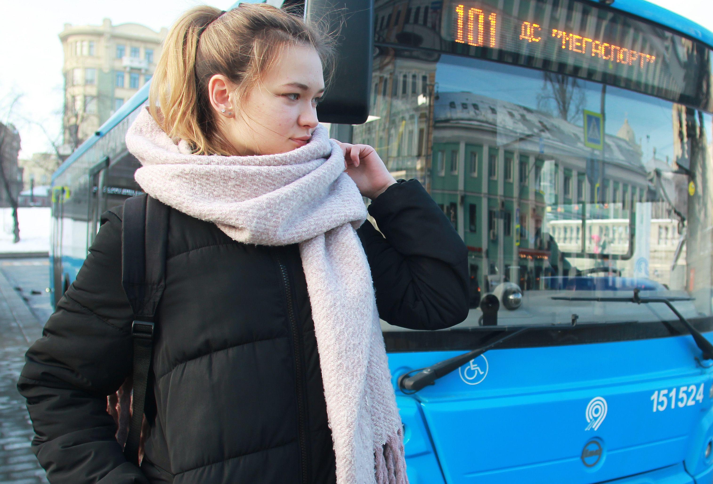 Московский парк автобусов полностью обновлен
