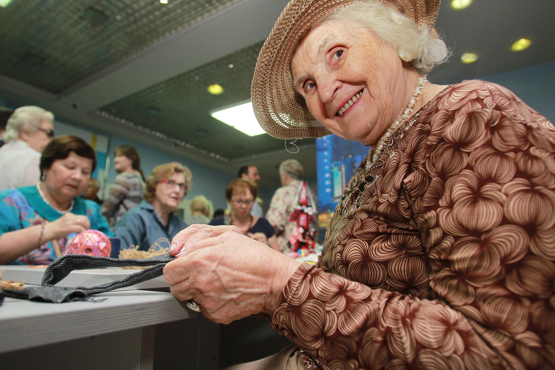 Участникам «Московского долголетия» вручили премию «Человек года».Фото: архив, «Вечерняя Москва»