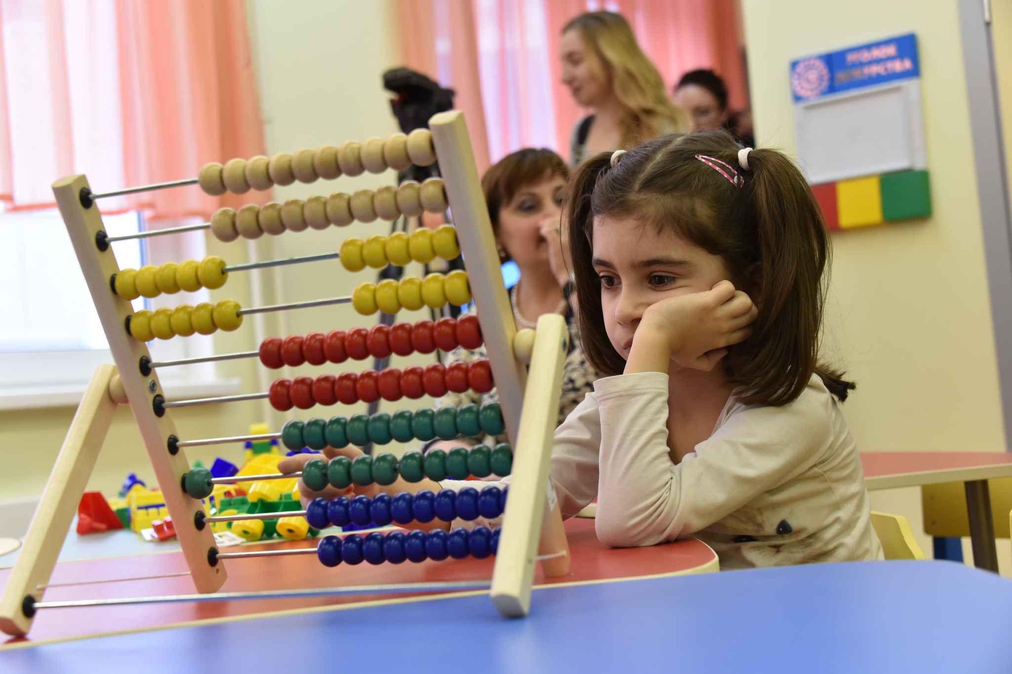 Москва получила 25 новых детских садов за год