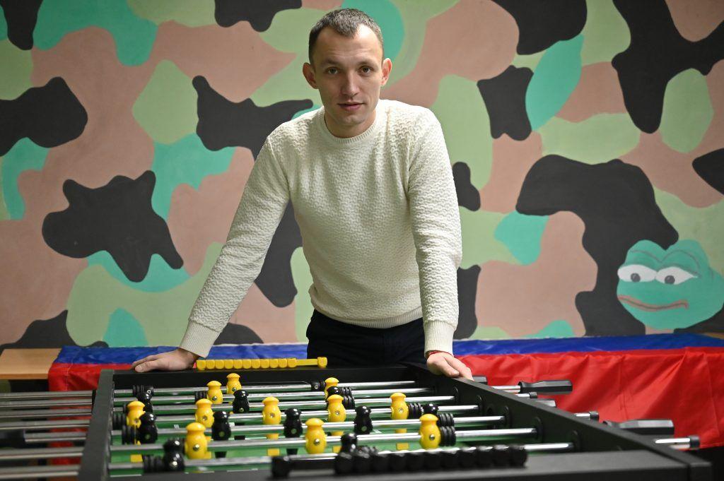 Дмитрий Хлыбов возродил клуб «Связист». Фото: Алексей Орлов
