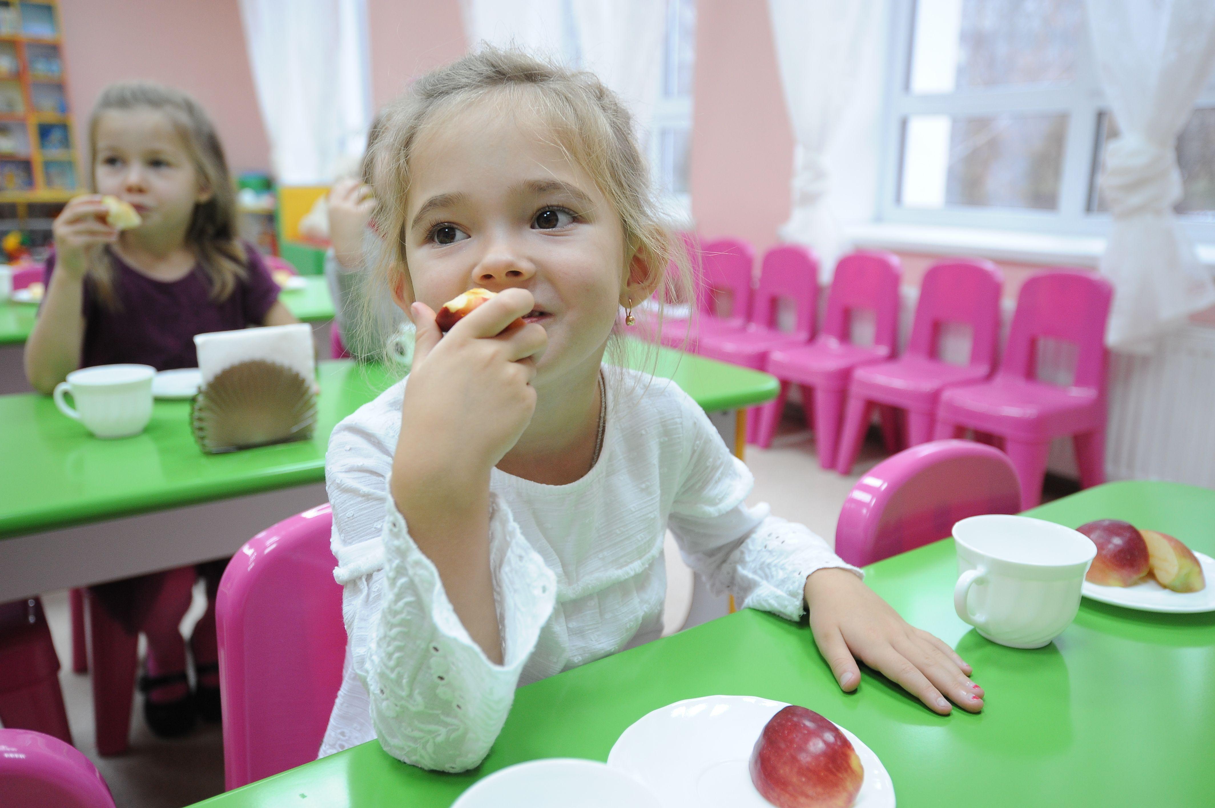 Детский сад рассчитан на 100 мест.Фото: Пелагия Замятина