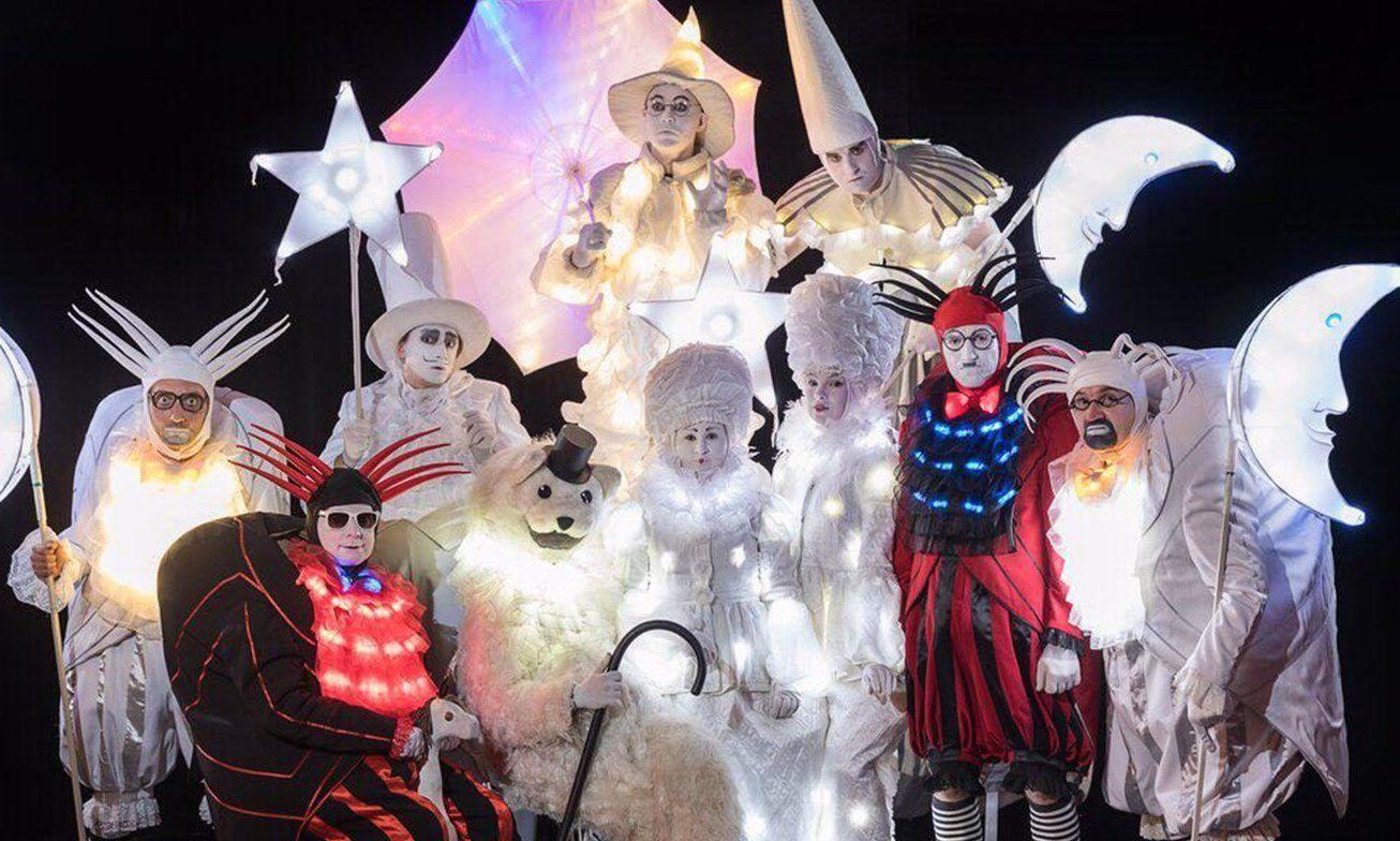 Около 300 театральных постановок покажут в центре Москвы