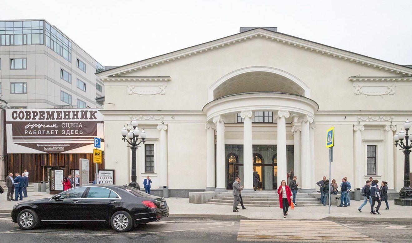 Режиссер Виктор Рыжаков станет худруком «Современника»