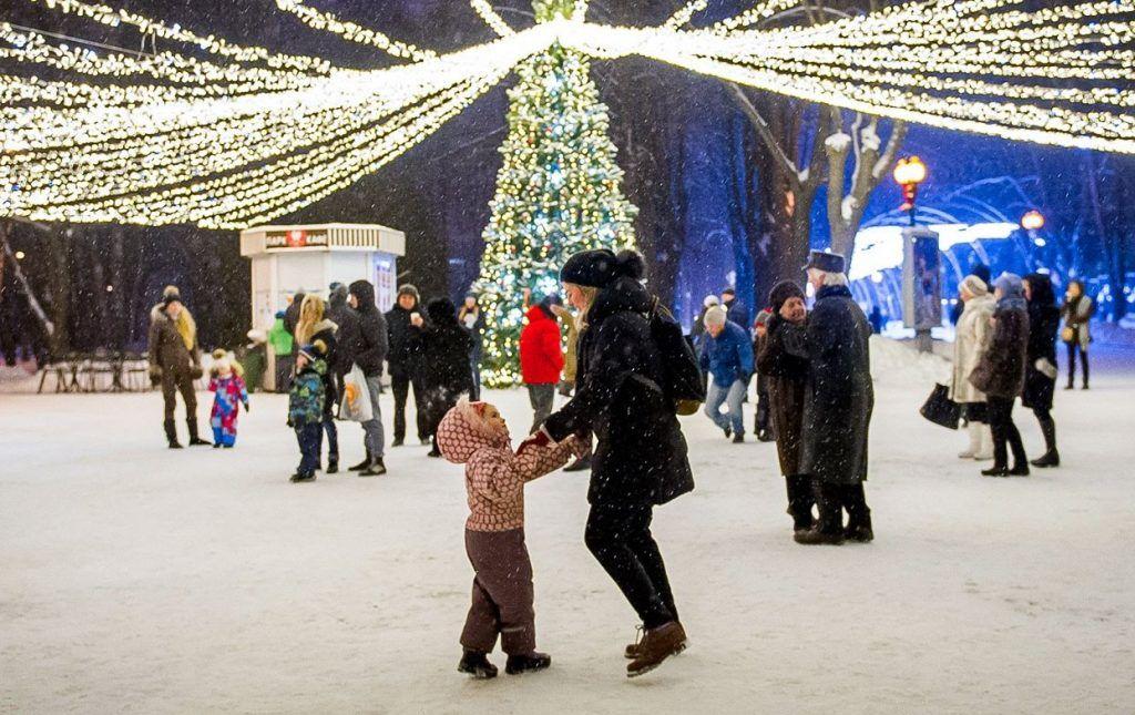 Новый год в «Садовниках»: горожанам предложили проголосовать за праздничную программу. Фото: сайт мэра Москвы