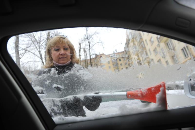 Московские синоптики пообещали ледяной дождь