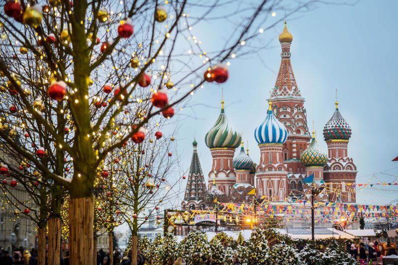 Сергей Собянин: москвичи все чаще остаются в городе на Новый год